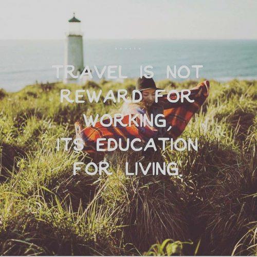 travel education
